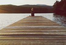 Cabin Bound / by Brenna Lanhart
