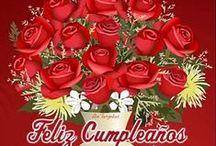 Felicitaciones de Cumpleaños - Feliz Cumpleaños / Felicitaciones de cumpleaños con mensajes, frases de felicitación, con musicales. Deseos de feliz cumpleaños, felicitaciones de cumpleaños animadas gratis! / by Birthday Ecards