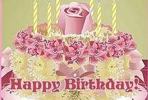 Birthdays | Birthday Wishes | Free Email Birthday Cards With Music / Happy birthday wishes, free birthday cards, musical birthday greeting cards, birthday greetings with birthday songs, the biggest birthday cards on the web @ RiverSongs.com / by Birthday Ecards