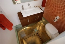 """Stylish Bathrooms / Looking to remodel your bathroom? Check out some of these for """"pinspiration"""". / by Roto-Rooter Plumbing & Drain Service"""