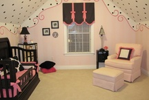 Playroom / Bedroom Inspirations / by Barbara Fulkerson