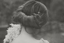Hair / Lovely tresses to envy, classical updos, braids and color inspiration. For blondes, brunettes and red-heads alike. / by Katie Kukulka