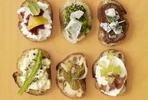 crostini.toasts.pizza / by Darcie Schultz
