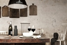 delicious dining rooms / by Beatrice Roberts