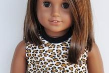 american girl patterns / by Kim Berry