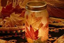 Fall crafts / by Emily Pappas