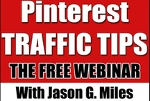 Pinterest Traffic Tips / We are learning new things every day as we try to effectively market our little biz - Liberty Jane Clothing/ Liberty Jane Patterns on Pinterest. This is my collection of hints, tools & tips that I'm using on Pinterest. (Our Business Pinterest Profile is: http://pinterest.com/cinnamonmiles. Thanks for following this board & repinning these tips. / by Jason Miles, bestselling author