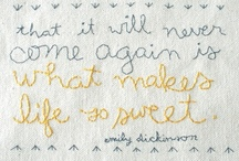 Quotes / by Arianna Galli