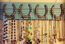 Fun Jewelry Displays / Store and showcase with these fun #jewelry displays.  Peruse this combination of store bought and #DIY options.   / by Prima Bead