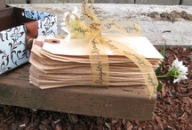 My Etsy Shop ETERNAL JOURNALS / New listings and sale announcements about my etsy shop at www.etsy.com/shop/EternalJournals . / by Mandy Ashcroft