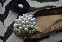 Shoe Bling / Anything you use to create sparkle, shine, dimensions, and shoe bling!  #shoe #shoes #bling #beads #primabead  / by Prima Bead