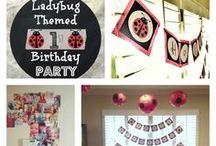 birthday party / by Jamie Roubinek | Roubinek Reality