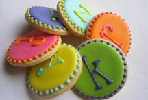 Cookie Decorating / Cookie Decorating! / by Pauline Rogers