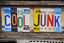 Cool Junk / Cool Stuff!! / by Susan Clydesdale