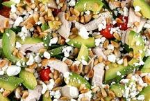 Healthy Eats / by Becca DeMattia