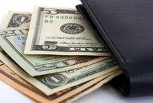 Money Matters / Financial tips / by Becca DeMattia