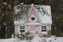 Humble Home / by RocksandRoses