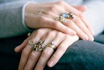 jewelry obsessed. / Art + Jewelry = ❤️ / by kelly jean
