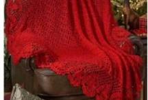 crochet afghans / by Vickie Bevens