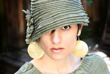 crochet hats and scarves / by Vickie Bevens