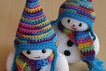 crochet holidays / by Vickie Bevens