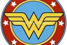 Superhero theme / by Michelle Rice