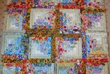 Quilts / Quilts, Tapestries and other Fiber Arts.   / by Stephanie HicksNeunert