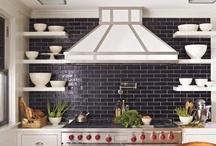 Kitchen: Obsessed / kitchen essentials, dream kitchens, kitchen design / by Stephanie Hua {Lick My Spoon}