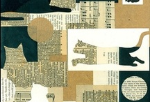 Mixed Media and Collage / by Stephanie HicksNeunert