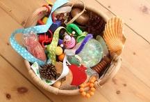 Sensory Ideas for kids / by Jennifer Edwards