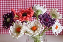 Crochet Flowers / by Jennifer Edwards