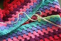 Crochet Blankets / by Jennifer Edwards