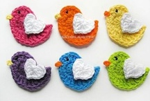 Crochet Applique / by Jennifer Edwards