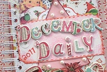 December daily........ / by Jetty Gerrits-Kaldeway