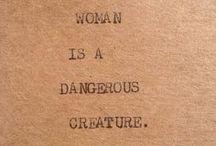 Quotes / by Clarissa Ashlyn