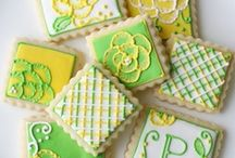 Cookie Decorating Ideas / Lots of ideas on how to decorate sugar cookies.  / by Beth Kelley