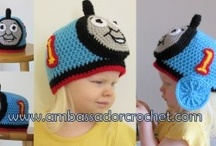 Crochet Hats for Babies and Children / by Nell Smith