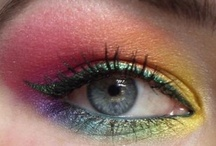 Eyeshadow / I dont use any makeup... LOL This is for when I do makeup in photoshop for inspiration..... / by J.R. Maddox