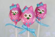 Cakepops/balls / by Mairi Swan