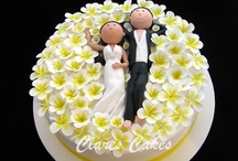 All about cakes/wedding / by Mairi Swan