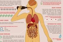 Nutrition and Healthy Recipes / by Clarissa Ashlyn