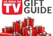 Holiday Gift Buying Guide / Great finds for holiday gift giving are here. AsSeenOnTV.com has all the best novelty items, stocking stuffers, unique buys, and must haves for your loved ones this season.   Amazing deals are found at AsSeenOnTV.com / by As Seen On TV