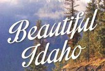 Things to do in Idaho / by Clarissa Ashlyn