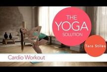 Yoga Videos / by Clarissa Ashlyn