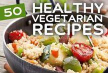 Vegan Recipes / by Clarissa Ashlyn