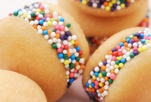 Sprinkles / I collect and display sprinkles in my kitchen. They make me happy and I'm convinced that nearly anything could be improved by adding sprinkles! / by Stacy Julian