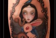 Tattoos -- body art / by Linda Rooney
