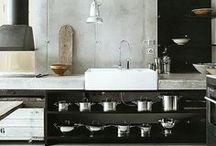 Beautiful kitchens / by Ilse van der Merwe