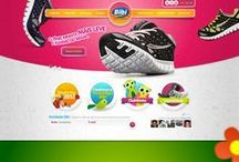Website design / by Mike Farley