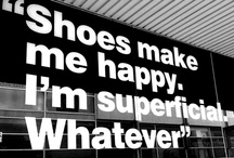 I am a shoe-aholic / To buy shoes or not to buy shoes, that is the question....DUH, the answer is BUY!  / by Saint Mercy